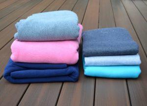 Bahan kain yang bagus untuk kerudung