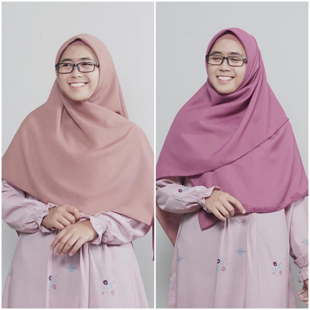 Hijab Bolak Balik
