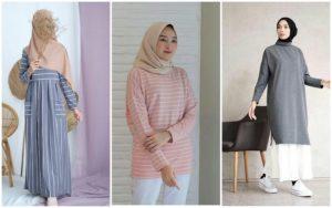 Hijab bahan babyterry premium