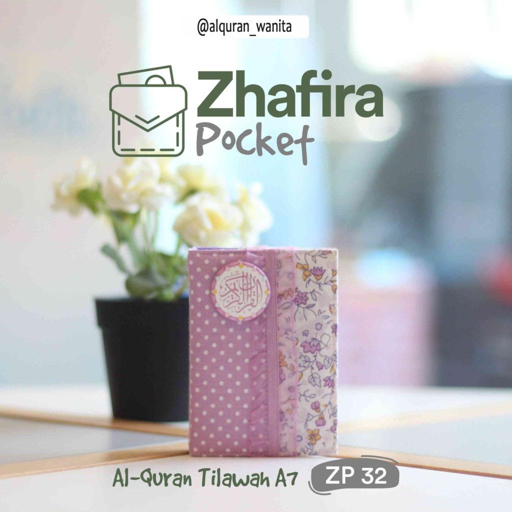 Review Alquran Kecil Zhafira Pocket Tanpa Terjemahan 1