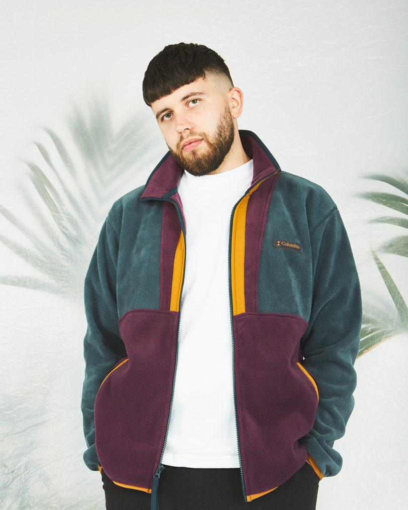 bahan polar fleece untuk hoodie