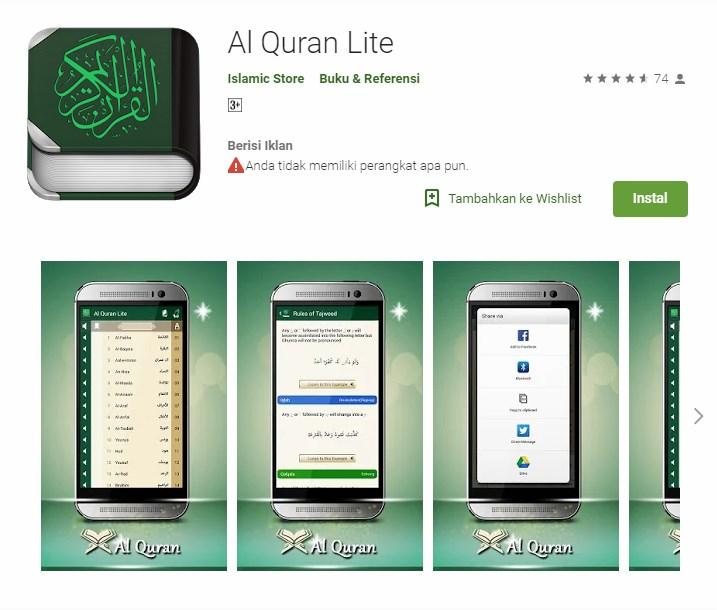 belajar membaca al quran gratis