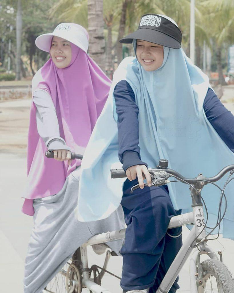 beli hijab bahan babyterry