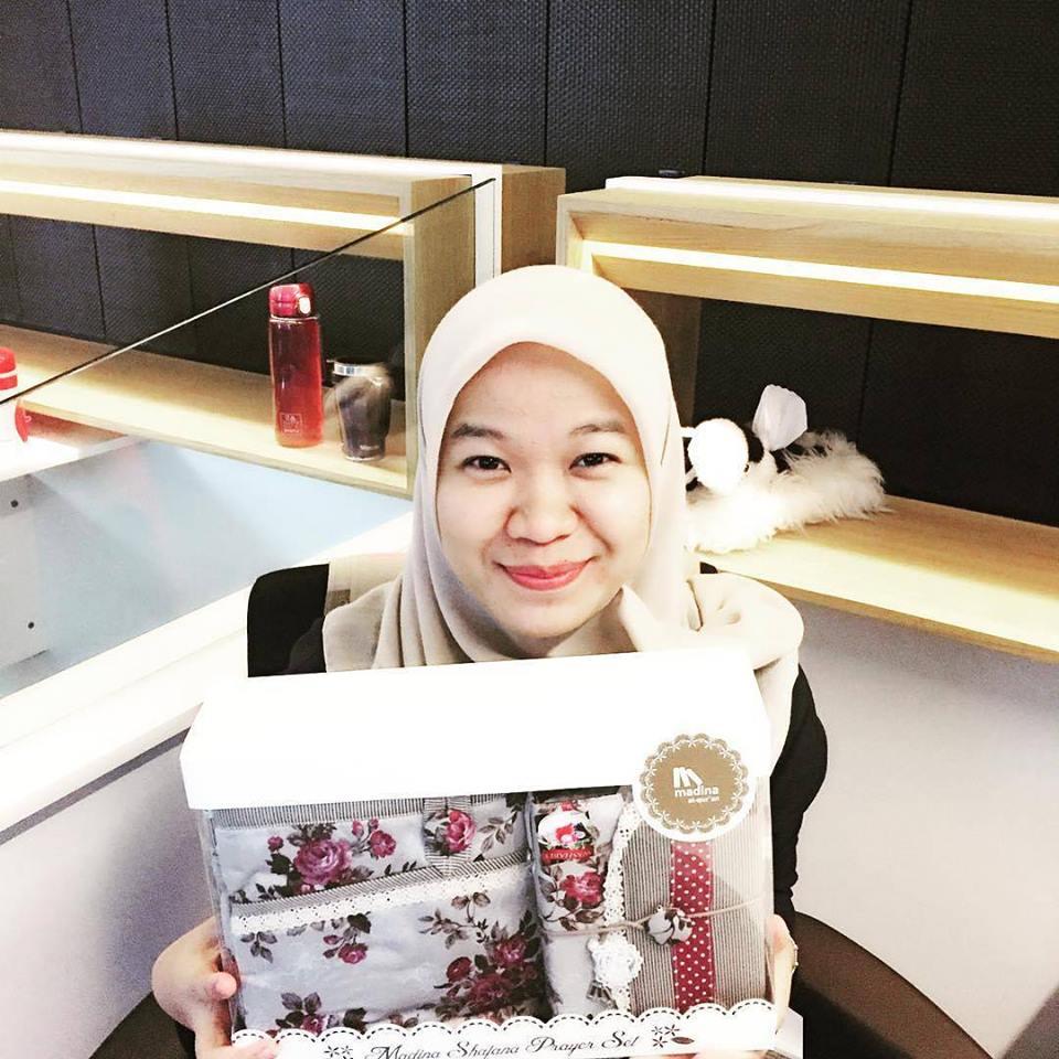 hadiah ulang tahun untuk ibu