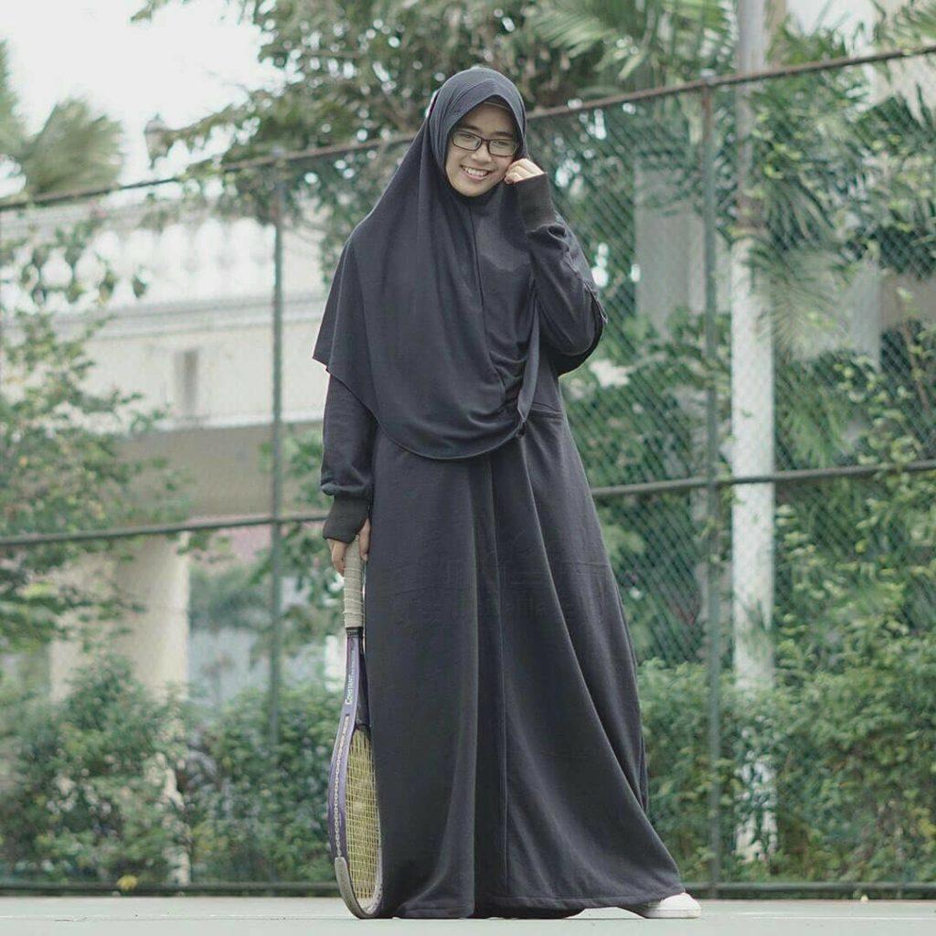 harga hijab bahan babyterry