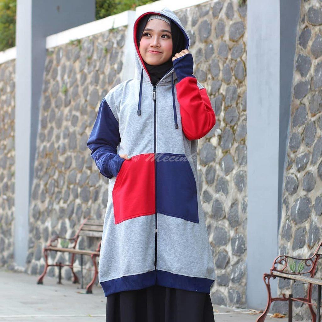 harga jaket fleece untuk perempuan