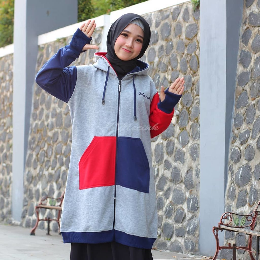 harga jaket fleece untuk wanita