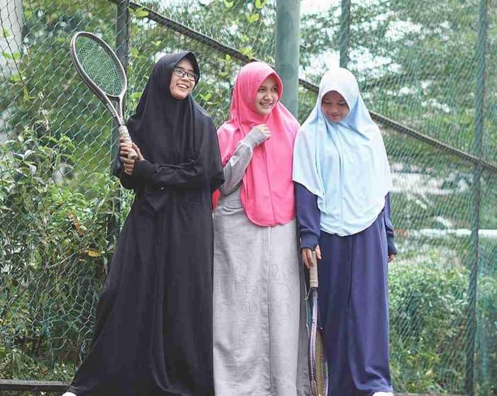 hijab babyterry