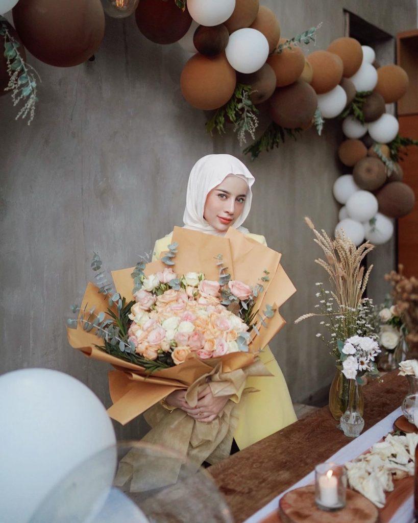 hijab model wisuda