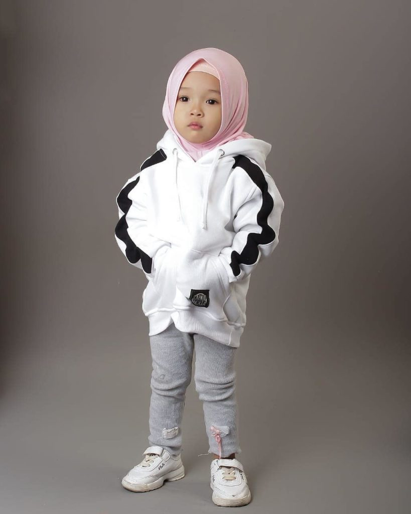 jaket anak fleece