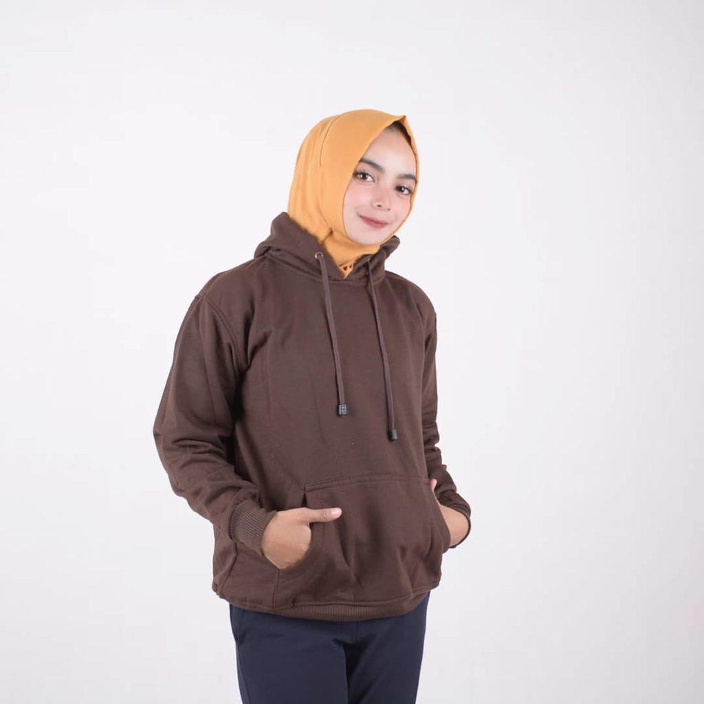 jaket fleece cotton