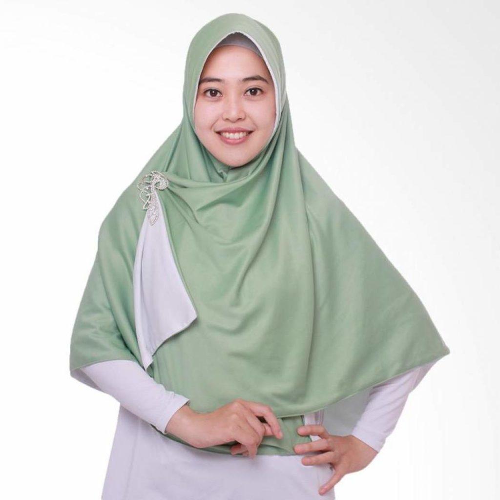 jilbab bolak balik pricilla