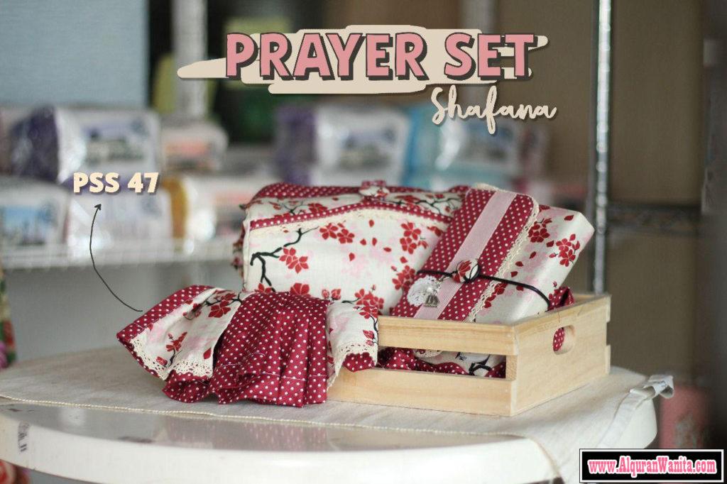 madina prayer set shafana