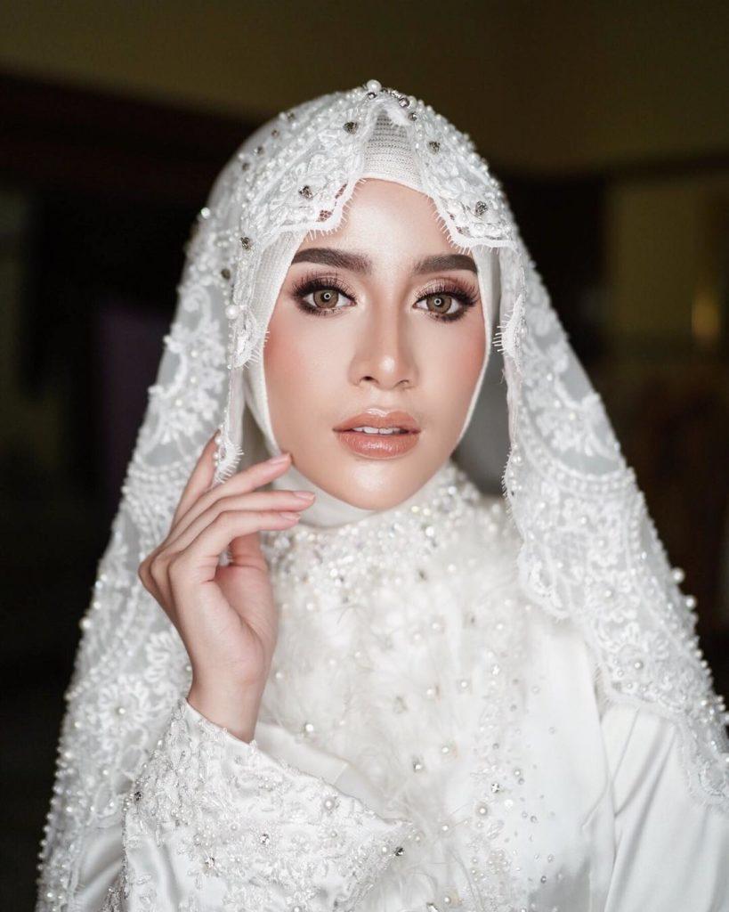 model hijab pernikahan