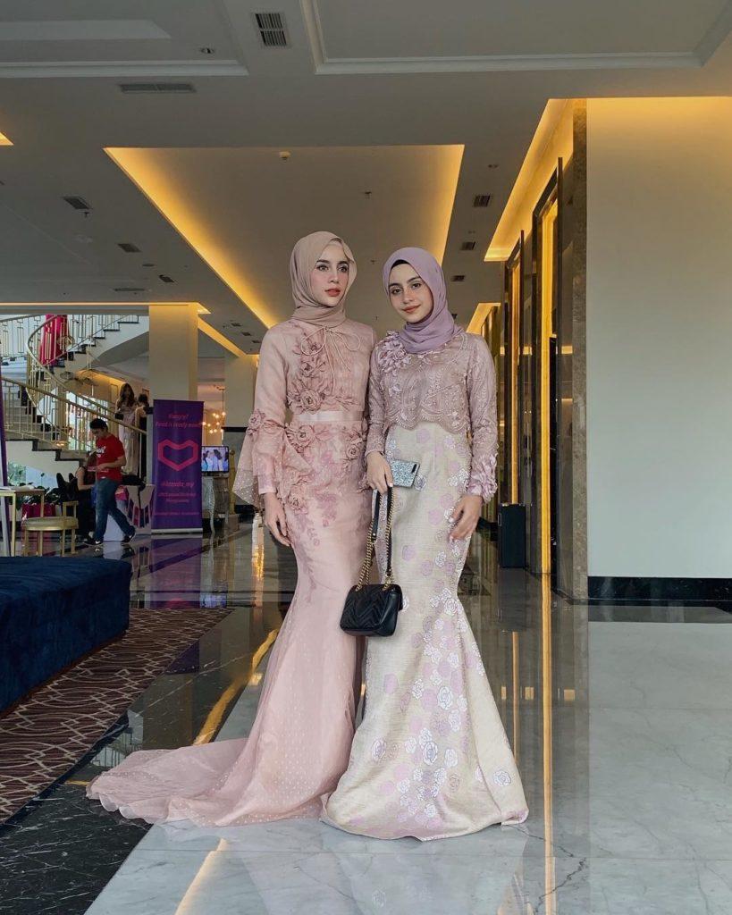 model hijab pesta pernikahan