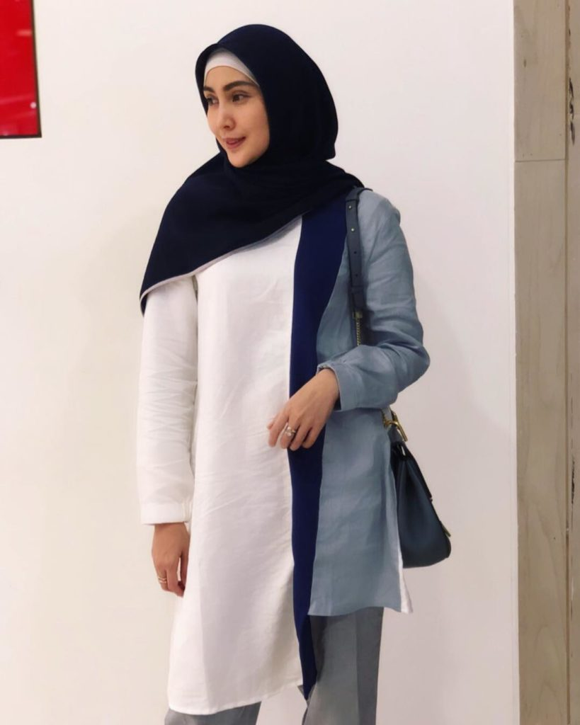 Baju Bahan Kain Linen