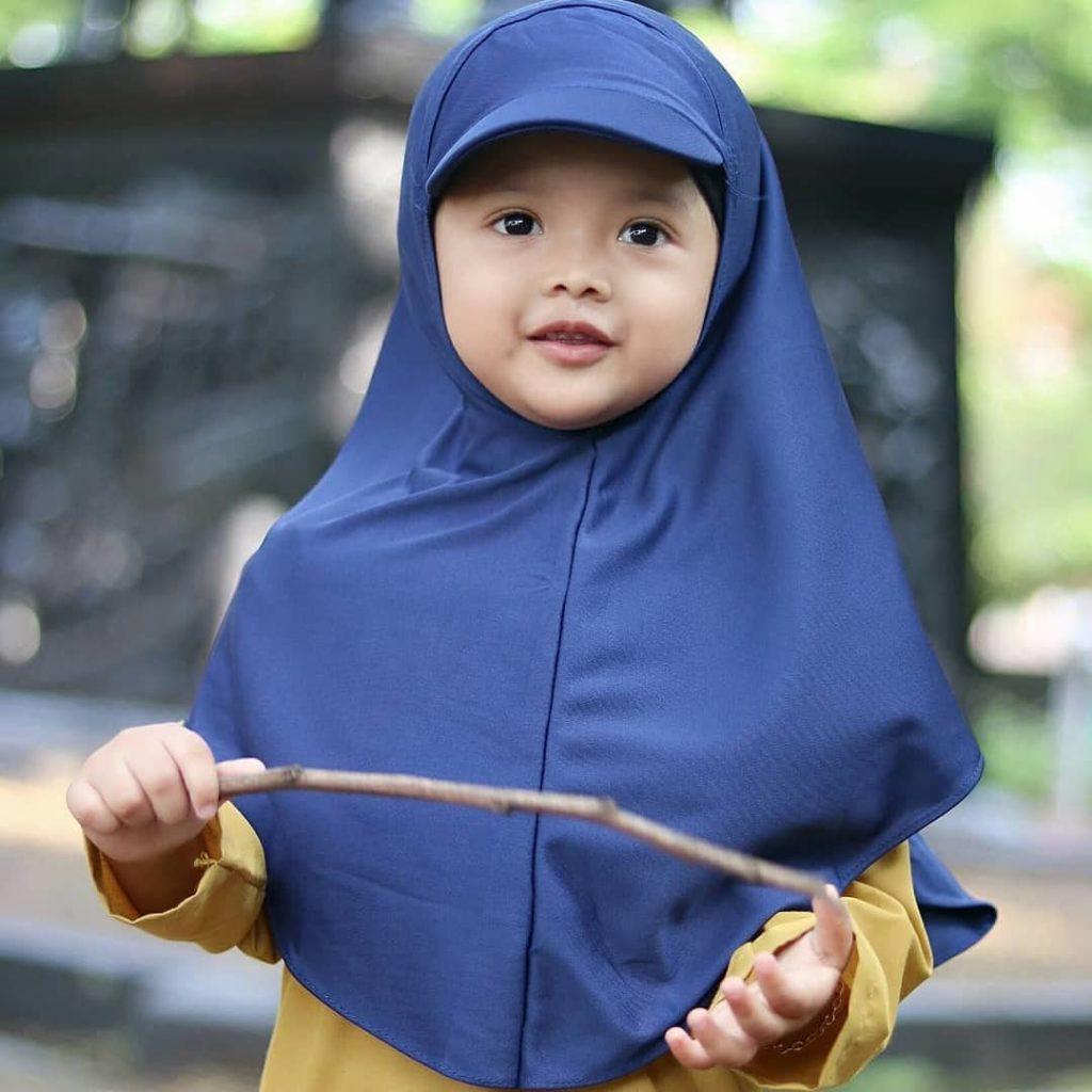 Hijab Kain Jersey