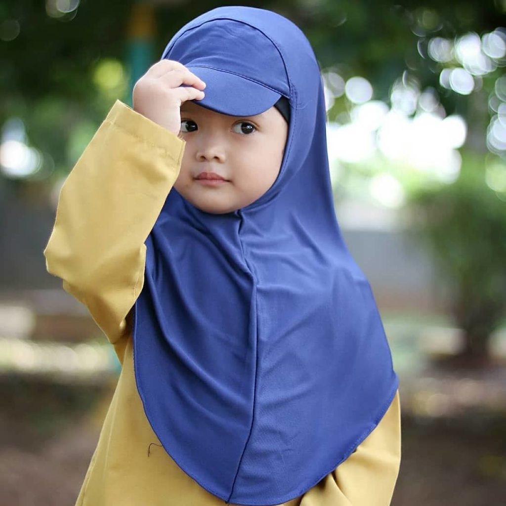 Jilbab Bahan Jersey