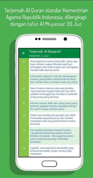 aplikasi android quran tajwid terjemahan