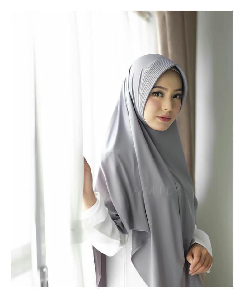 harga hijab spandek