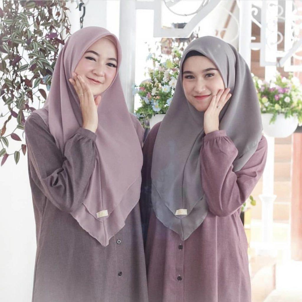 hijab segitiga terbaru