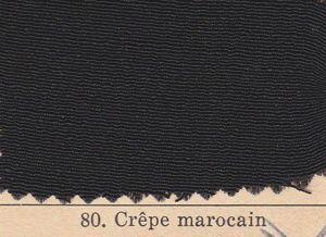 Kain Moroccan Crepe Untuk Gamis
