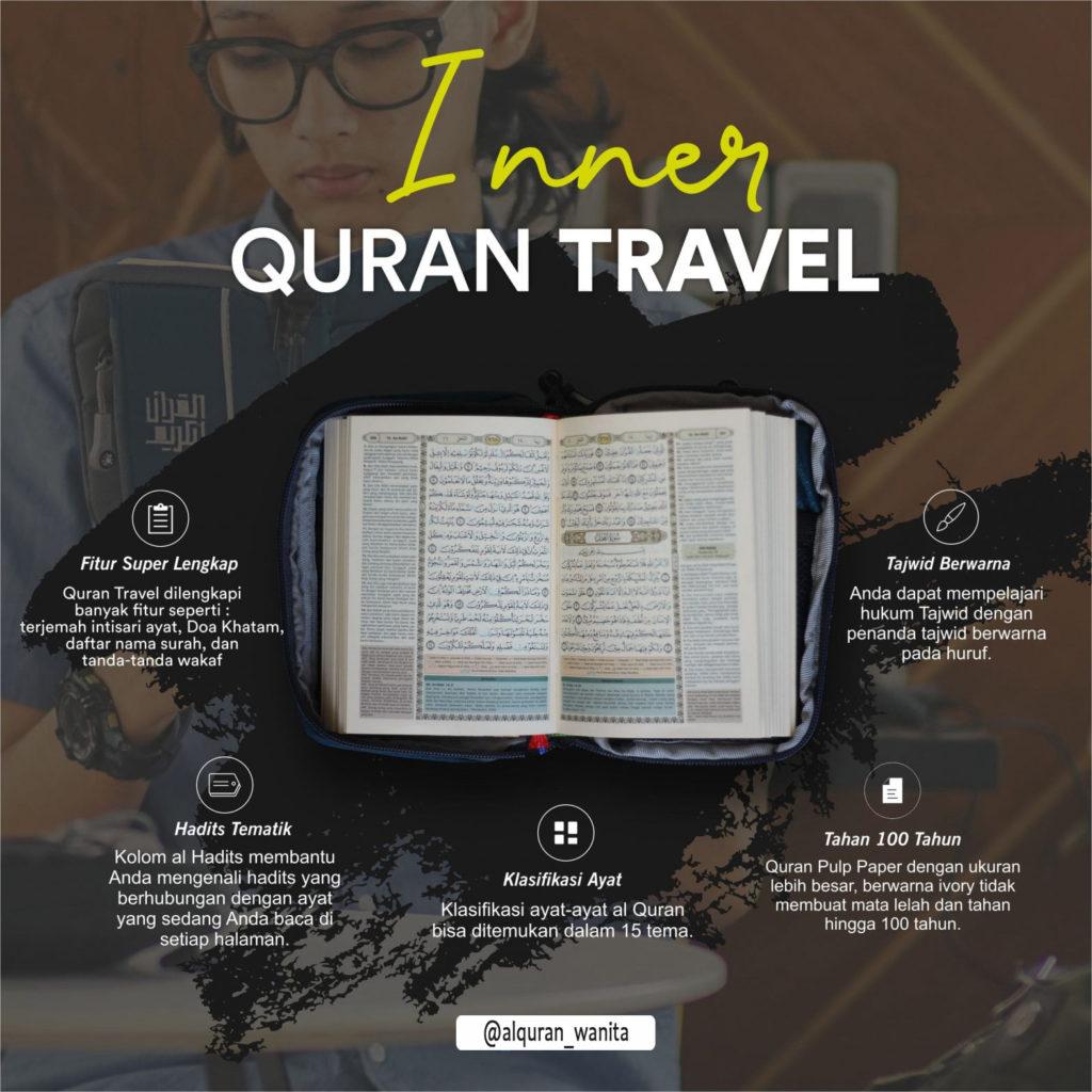 al quran madina travel non terjemahan