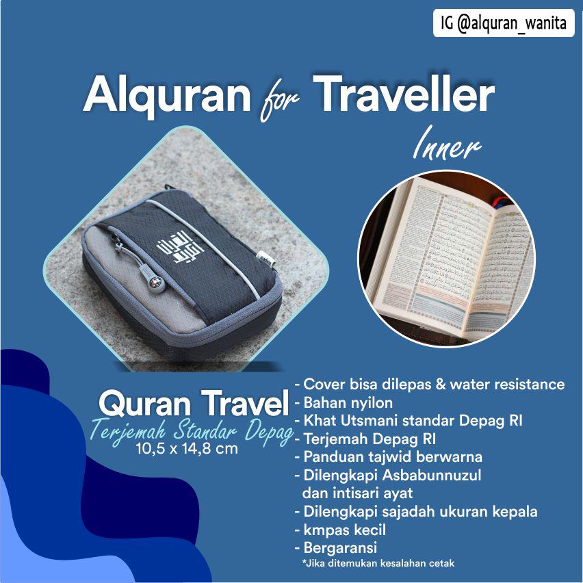 alquran travel terjemahan