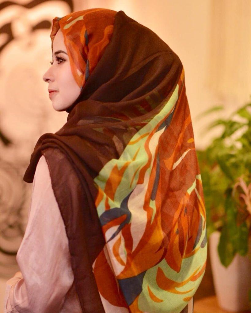 Bahan Viscose Jilbab