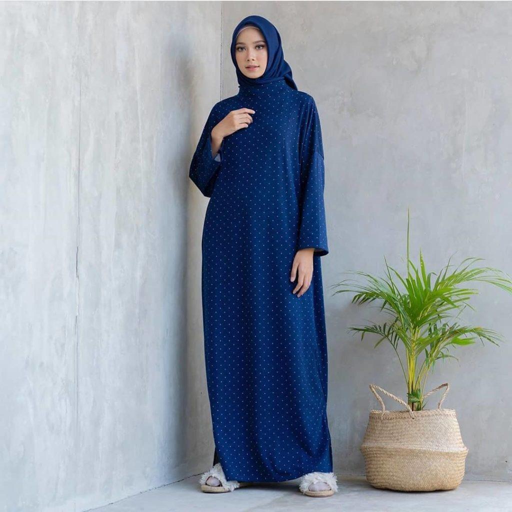 Dress Bahan Babyterry