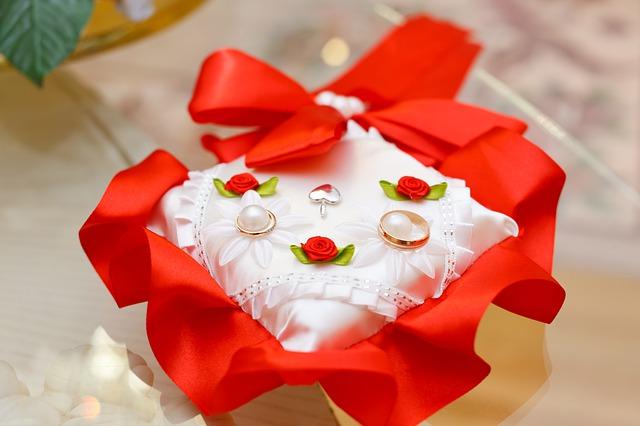 Hadiah Pernikahan Yang Unik