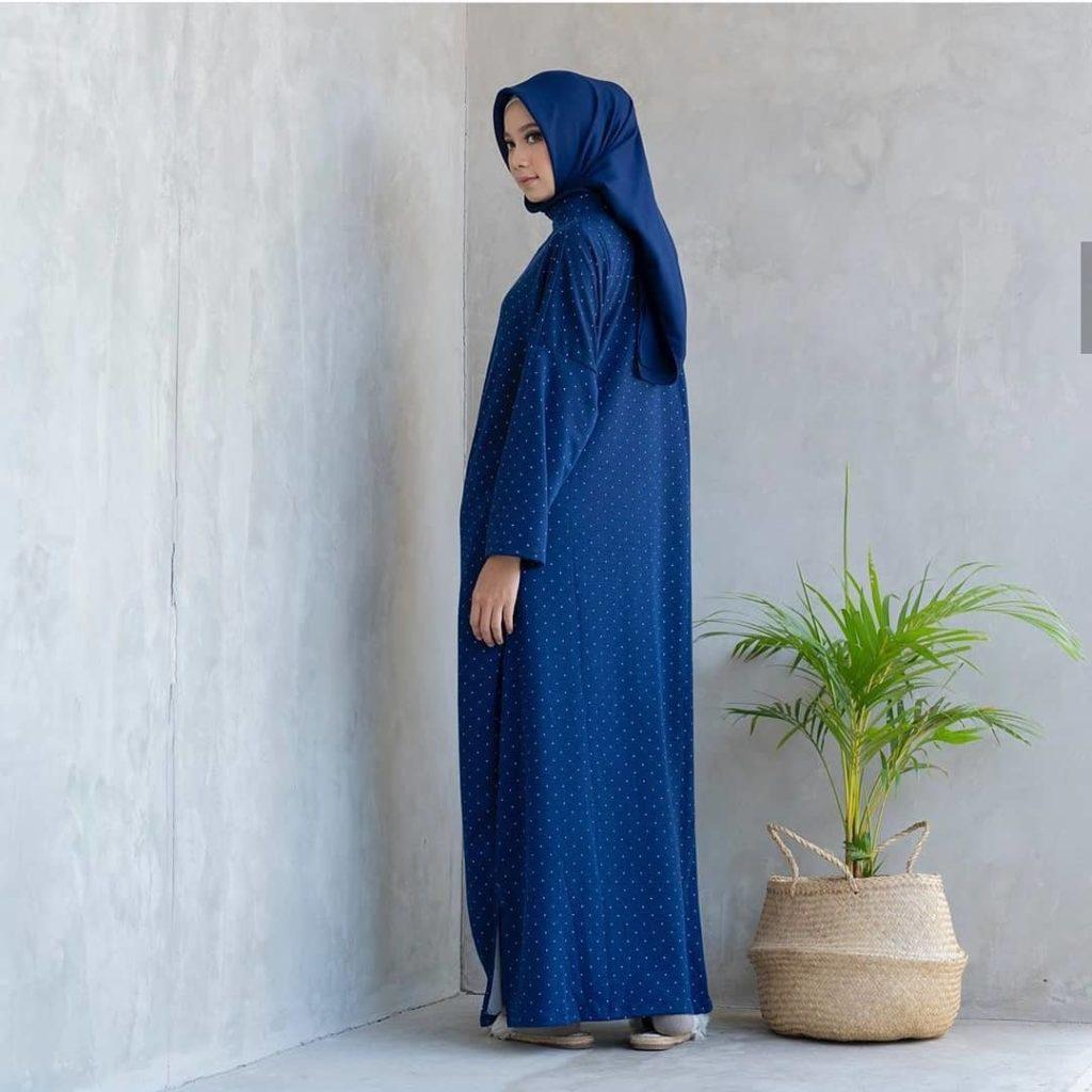 Harga Dress Bahan Babyterry