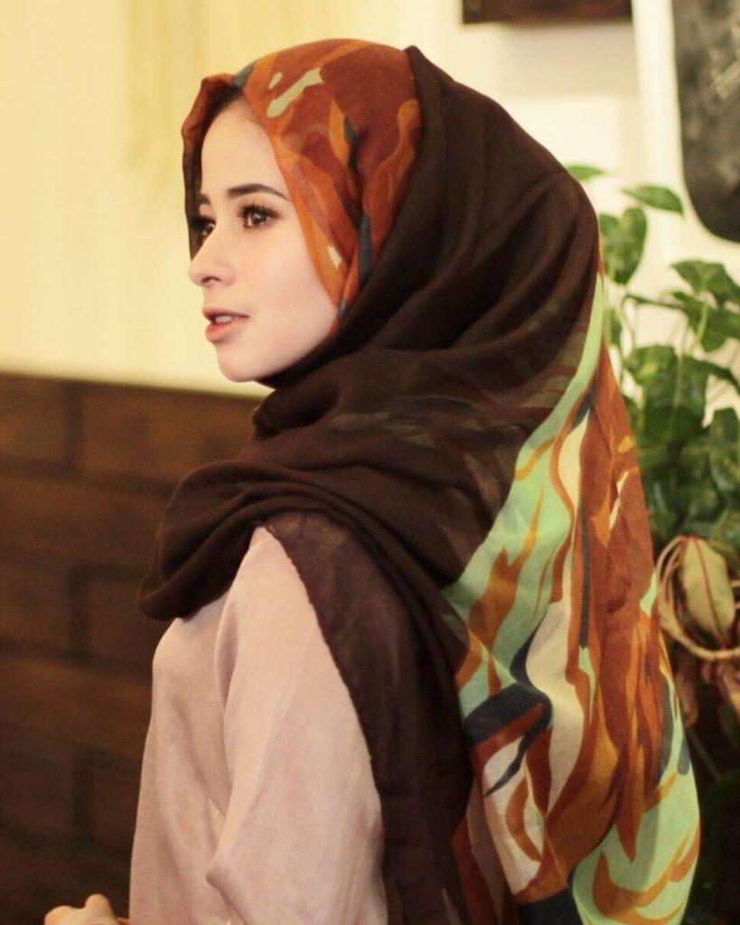 Jilbab Bahan Viscose