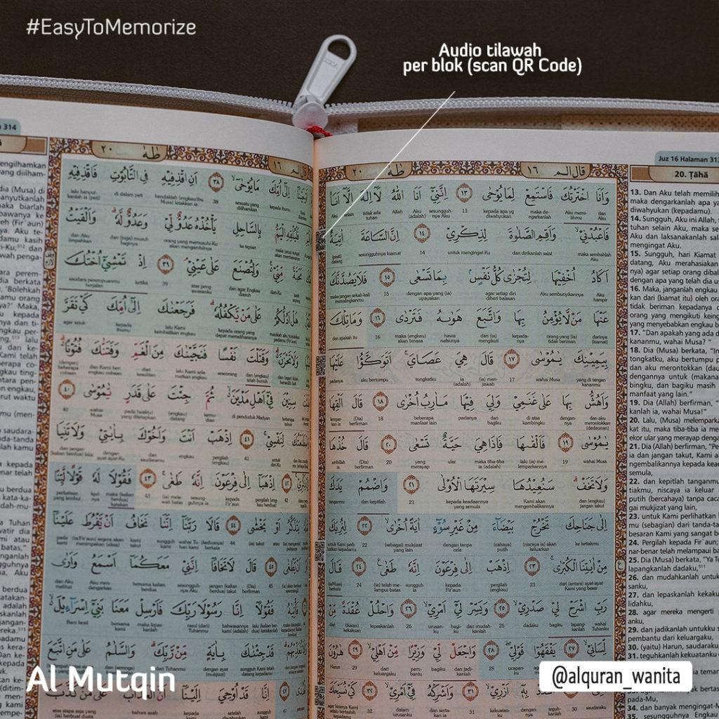 Al Quran Hafalan Cordoba