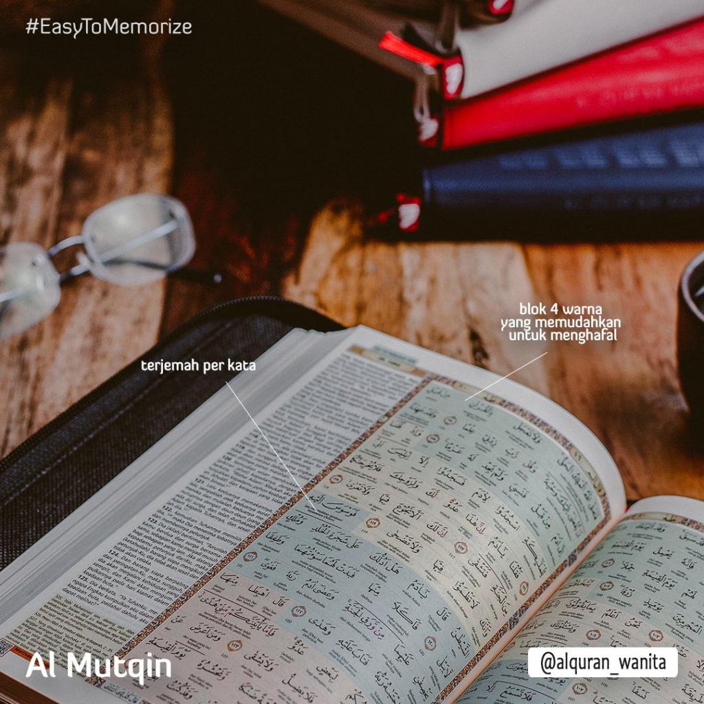 Al Quran Hafalan Per Kata
