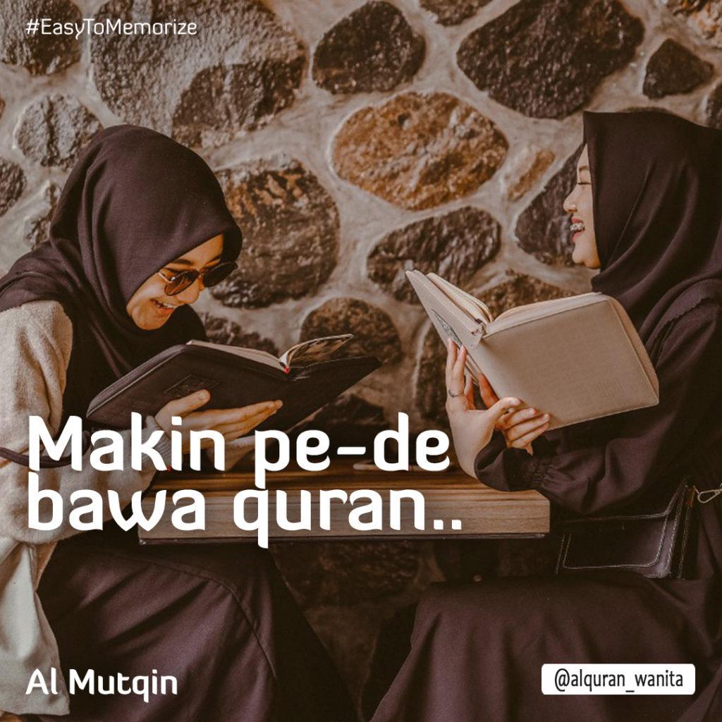 Al Quran Hafalan Terbaik