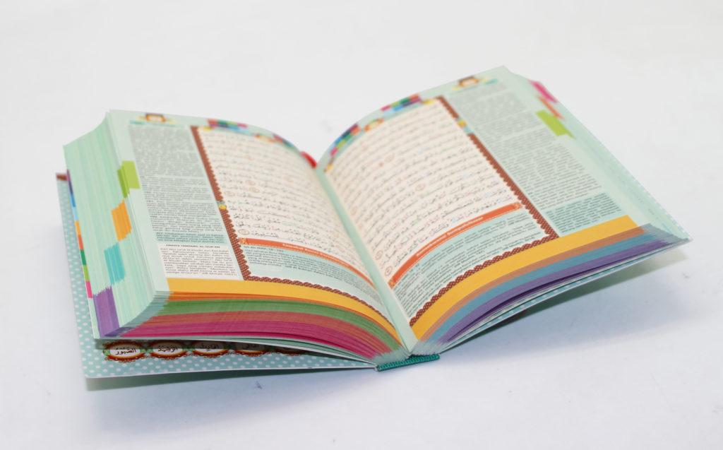 Al Quran Tajwid Warna
