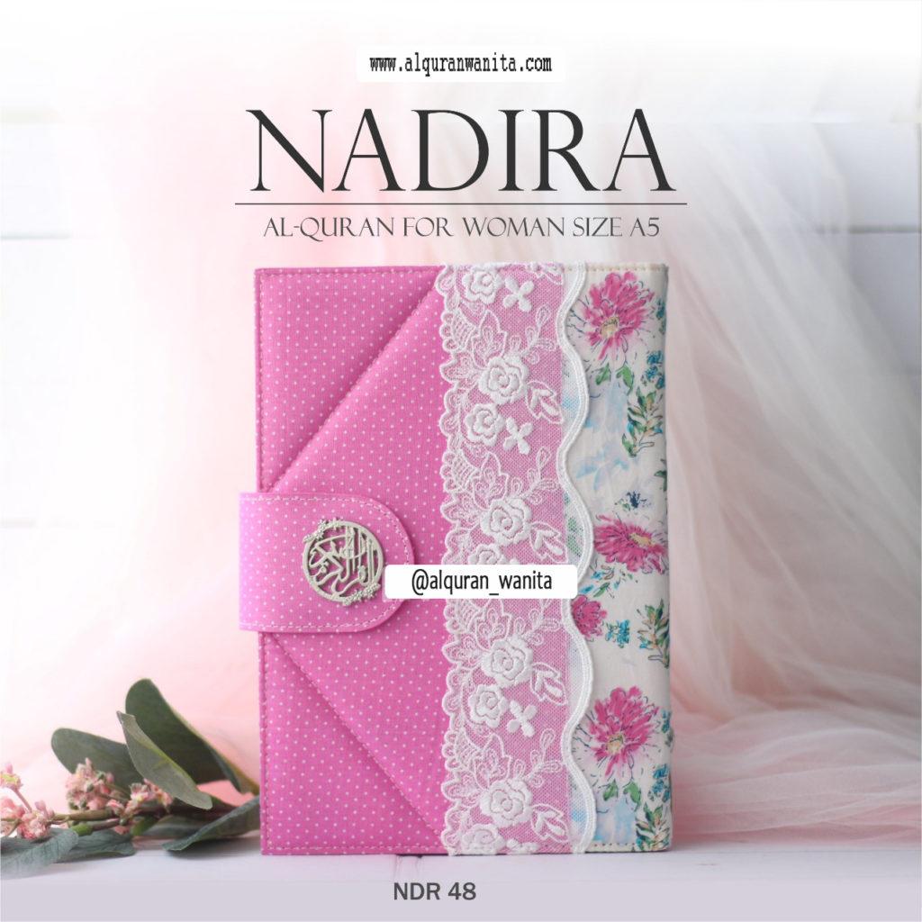 Al Quran Warna Pink Nadira Terjemahan