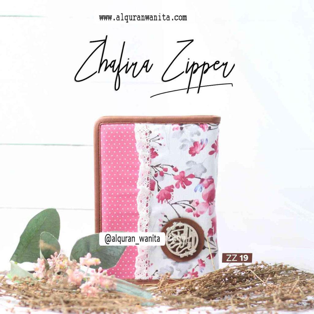 Alquran Pink Zipper