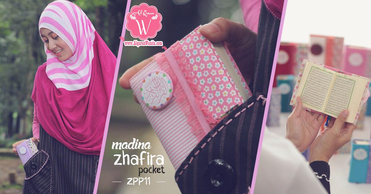 Cover Al Quran Warna Pink
