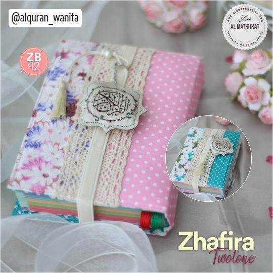 Quran Warna Pink
