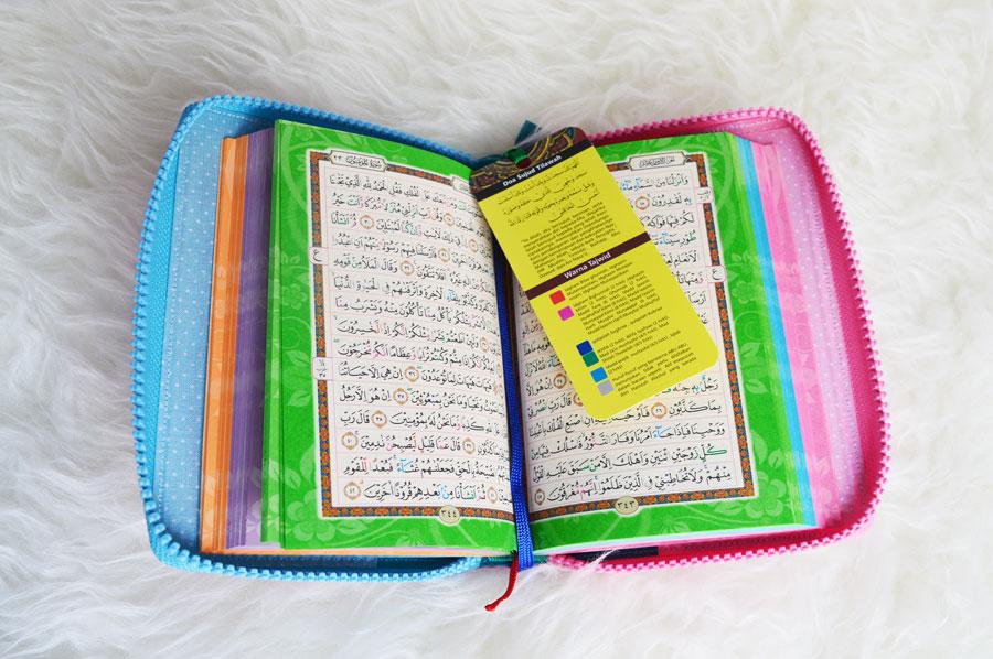 Al Quran Rainbow Harga
