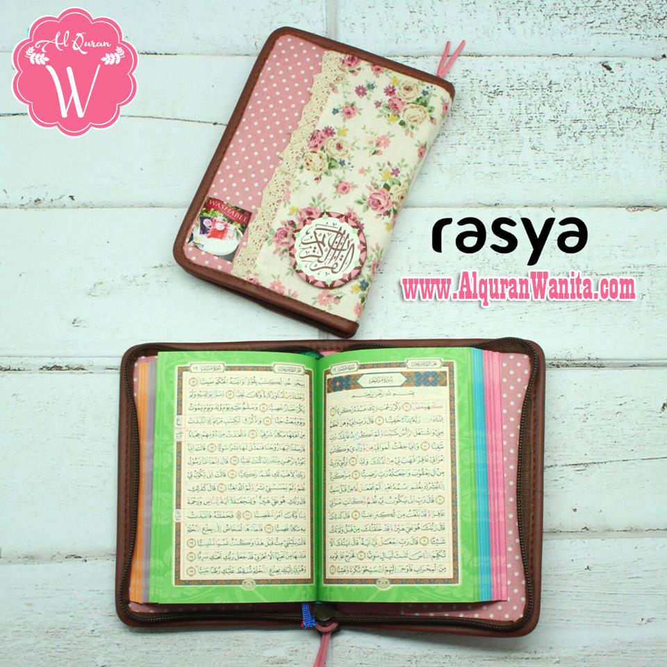 Al Quran Rainbow Ukuran Besar