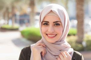 Cara Memakai Hijab Yang Simpel
