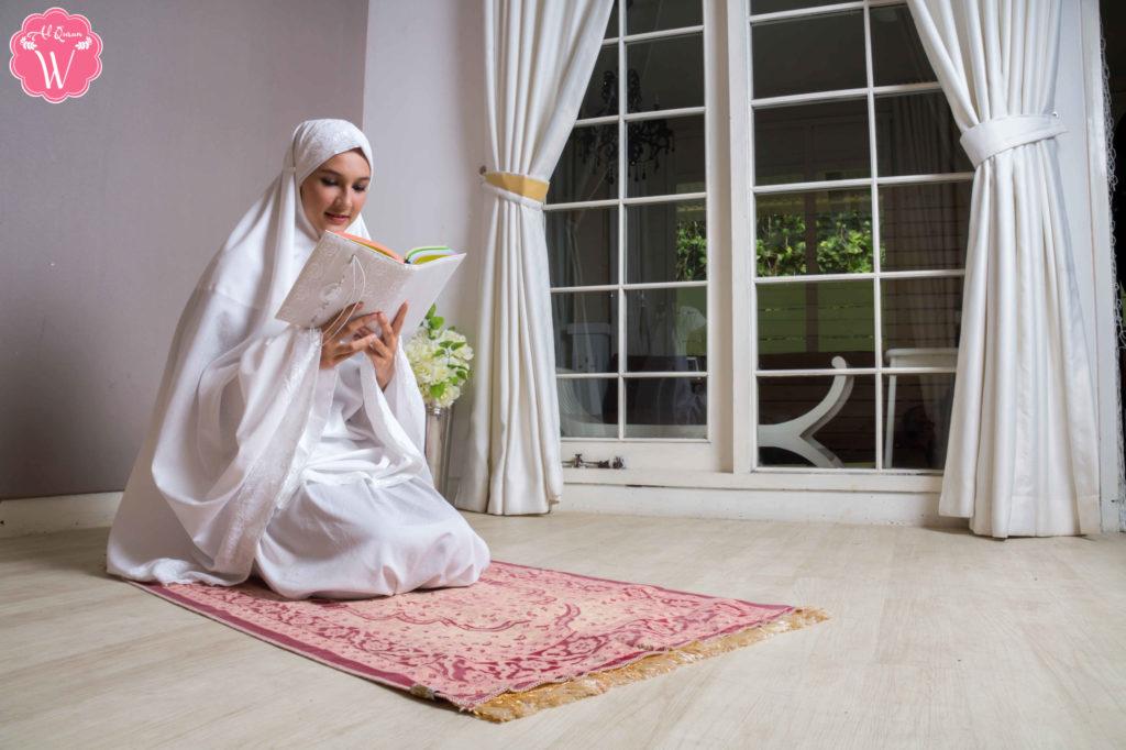 Mukena Mahar Pernikahan