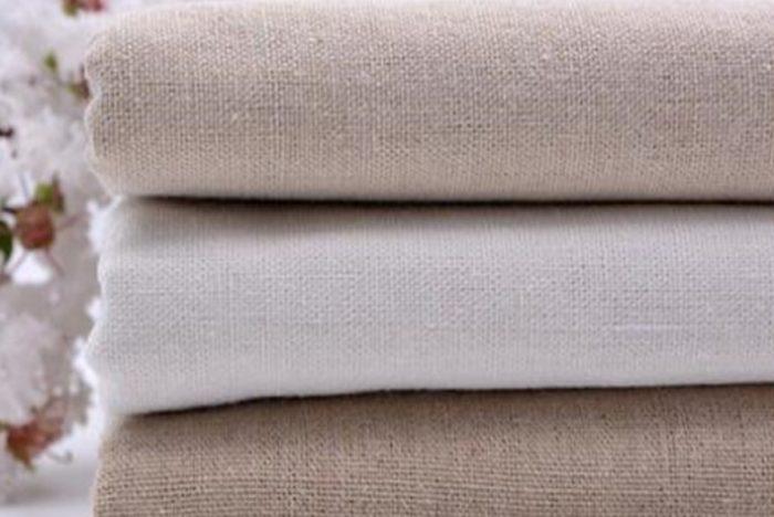 Karakteristik Bahan Linen
