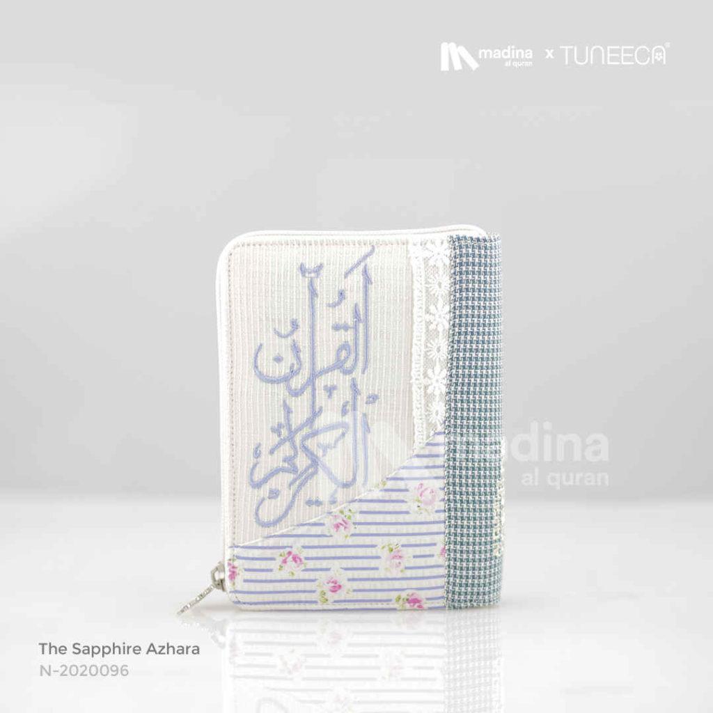 Alquran Resleting The Sapphire Ahzhara