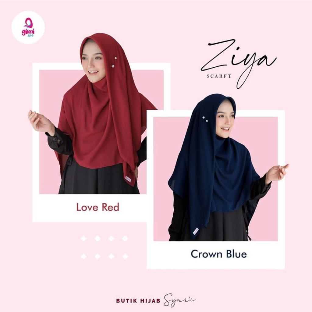 Harga Hijab Segi Empat