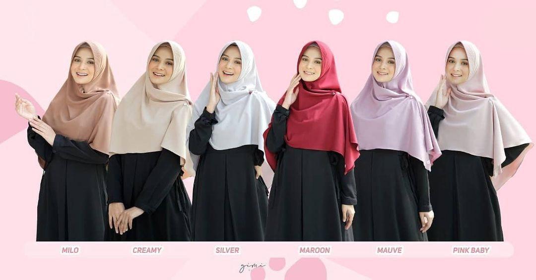 Hijab Khimar Nayla