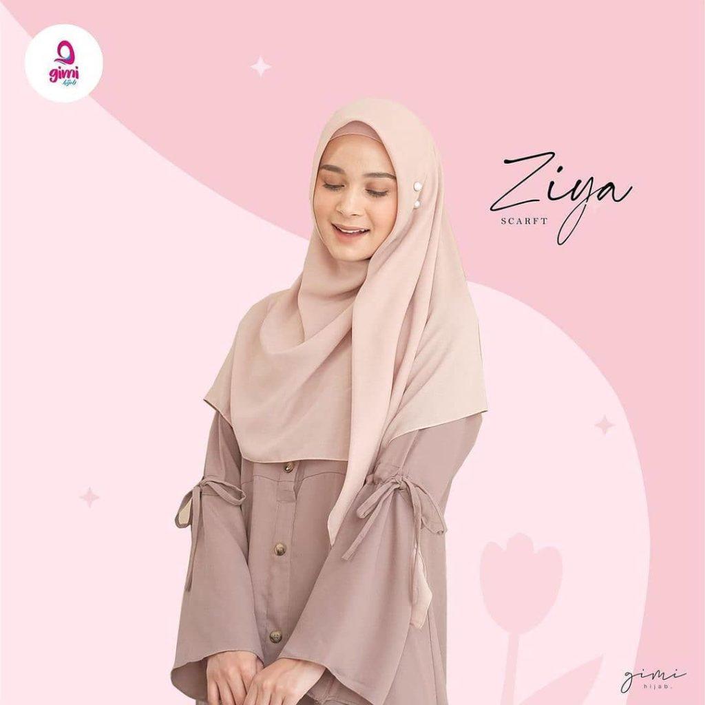 Hijab Segi Empat Jumbo
